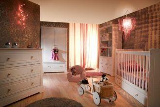 Bellamy Marylou - klasyczna elegancja w dziecięcym pokoju